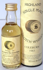 Coleburn 1983 14yo 5cl