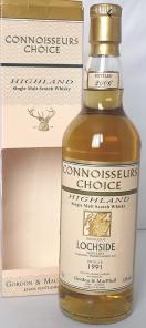 Lochside 1991 70cl