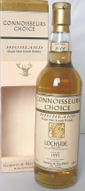 Lochside 1991 70cl