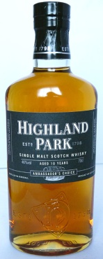 Highland Park 10yo Ambassador's Choice 70cl