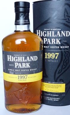 Highland Park 1997 100cl