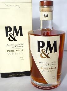 P&M Pure Malt Corsica NAS 70cl