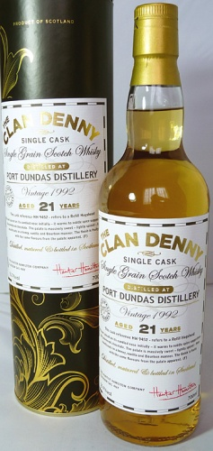Port Dundas 1992 21yo 70cl