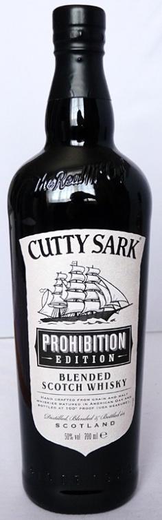 Cutty Sark Prohibition NAS 70cl