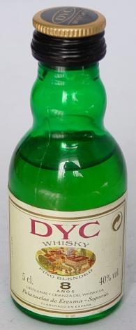 DYC 8yo Fino 5cl