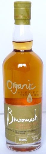 Benromach Organic 2008 NAS 20cl