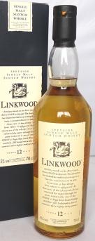Linkwood Flora and Fauna 12yo 70cl