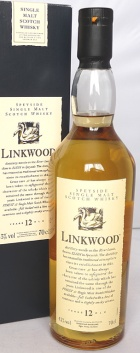 Linkwood Flora and Fauna 12yo 70cl