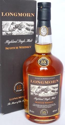 Longmorn 15yo 70cl