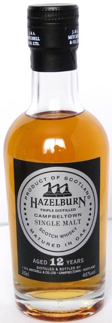 Hazelburn 12yo 20cl