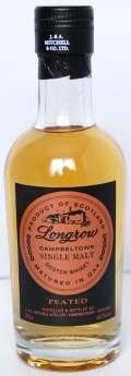 Longrow Peated NAS 20cl