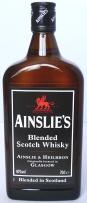 Ainslie's Blended Scotch Whisky NAS 70cl