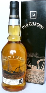 Old Pulteney 12yo 2000s 70cl