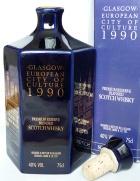 Glasgow European City of Culture 1990 NAS 75cl