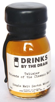 Talisker Friends of the Classic Malts NAS 3cl