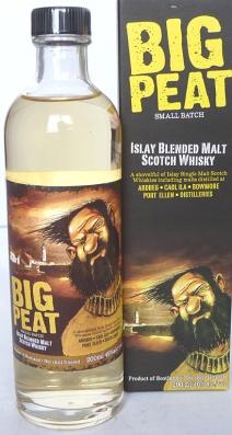 Big Peat NAS 20cl
