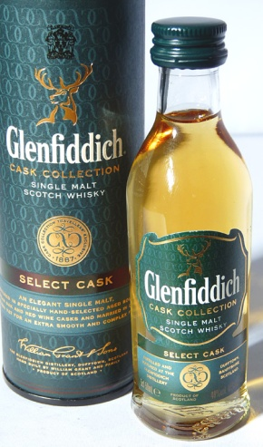 Glenfiddich Select Cask NAS 5cl