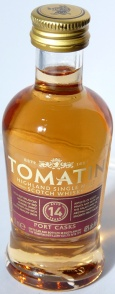 Tomatin 14yo Port Cask 5cl