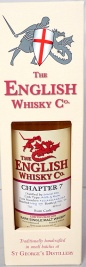 English Whisky Co Chapter 7 Rum Cask 6yo 70cl