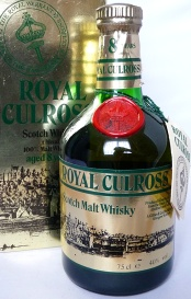 Royal Culross 8yo 75cl