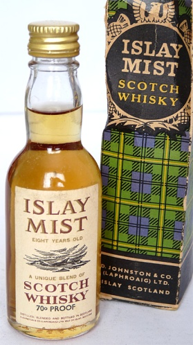 Islay Mist 8yo 5cl