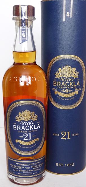 Royal Brackla 21yo 70cl