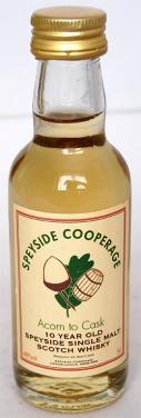 Speyside Cooperage 10yo 5cl