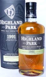 Highland Park 1991 NAS 70cl