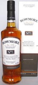 Bowmore No.1 NAS 70cl