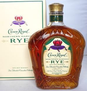 Crown Royal Northern Harvest Rye NAS 75cl
