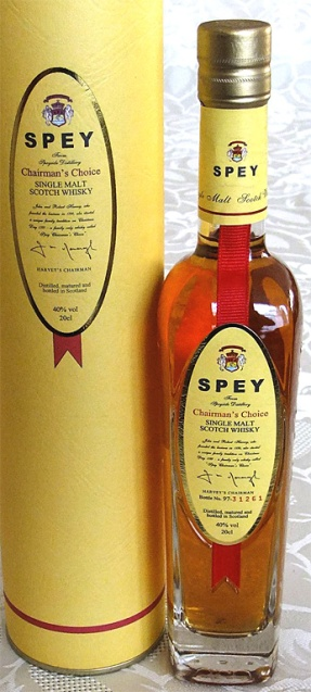 Speyside Chairman's Choice NAS 20cl