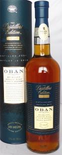 Oban Distillers Edition 2001-16 NAS 70cl