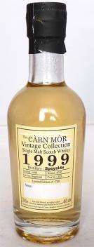 Speyside 1999 Carn Mor NAS 20cl