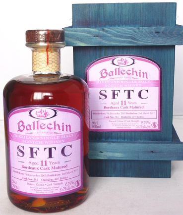 Ballechin 2005 11yo 50cl