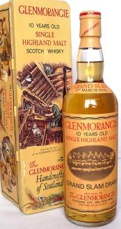 Glenmorganie 1990 Grand Slam Dram 10yo 75cl