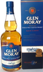 Glen Moray Classic from 2014 NAS 70cl