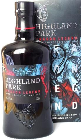Highland Park Dragon Legend NAS 70cl