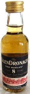 Glendronach The Hielan' 8yo 5cl