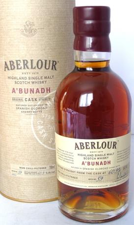 Aberlour A'bunadh Batch 59 70cl