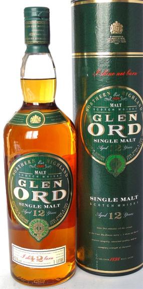 Glen Ord 12yo 100cl