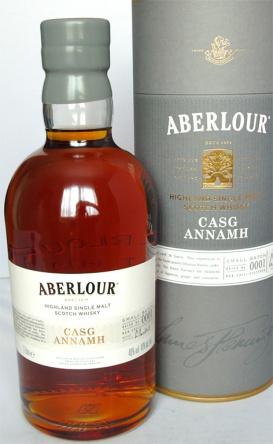 Aberlour Casg Annamh Batch 0001 100cl