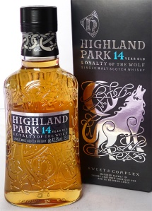 Highland Park Loyalty of the Wolf 14yo 35cl