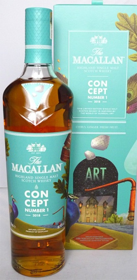 Macallan Concept Number 1 NAS 70cl