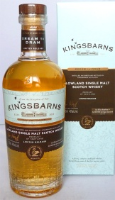Kingsbarns 3yo Dream to Dram 70cl