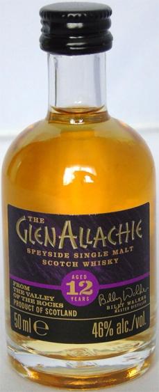 Glenallachie 12yo 5cl