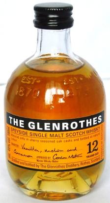 Glenrothes 12yo 10cl