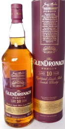 Glendronach The Forgue 10yo 100cl