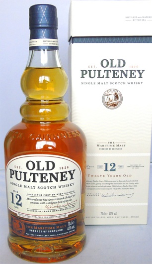 Old Pulteney 12yo 70cl 2018 on