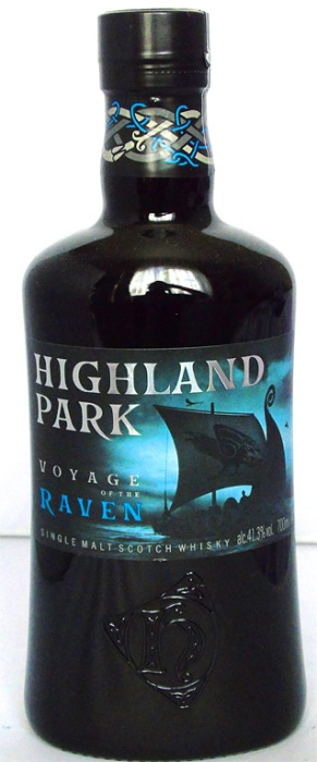 Highland Park Voyage of the Raven NAS 70cl