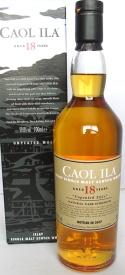 Caol Ila 18yo Special Release 2017 70cl
